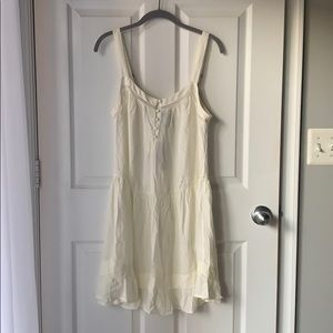 Wild Fable Ivory Dress